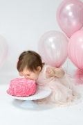 Bowling Green Baby Photographer Cake Smash