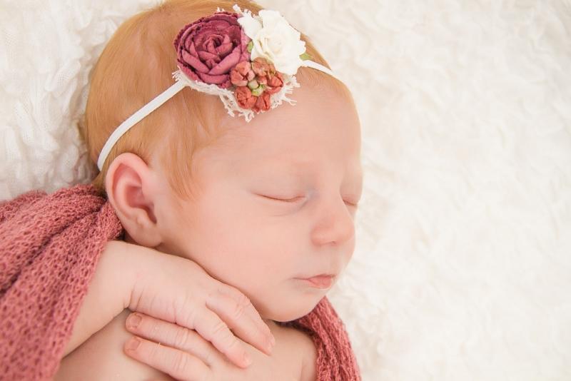 Newborn Infant Portrait Holland