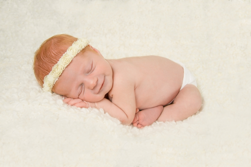 Newborn Infant Portrait Maumee