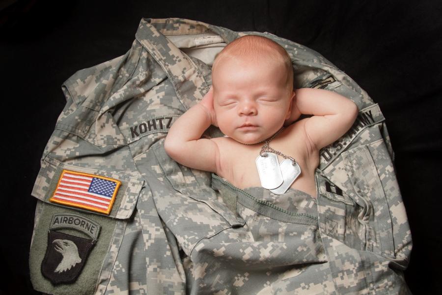 Perrysburg Newborn Photos