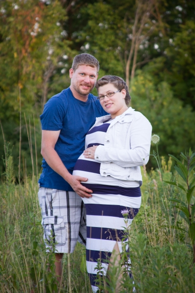 Perrysburg Toledo Bowling Green Maternity Photography