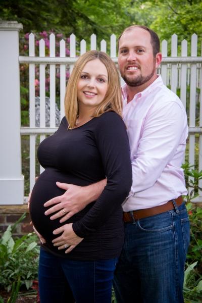 Maternity Photo in Toledo Ohio