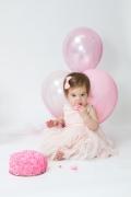 Northwood Baby Photographer Cake Smash
