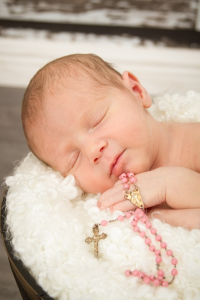 Maumee Newborn Photographer