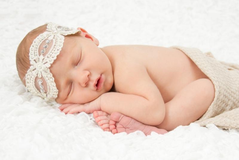 Bowling Green Newborn Photographer