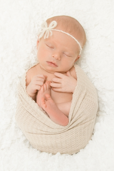 Maumee Newborn Portraits