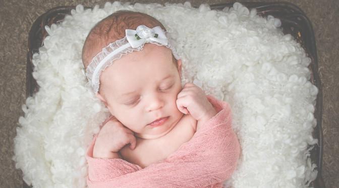 Newborn Photography Toledo – Ruthanne