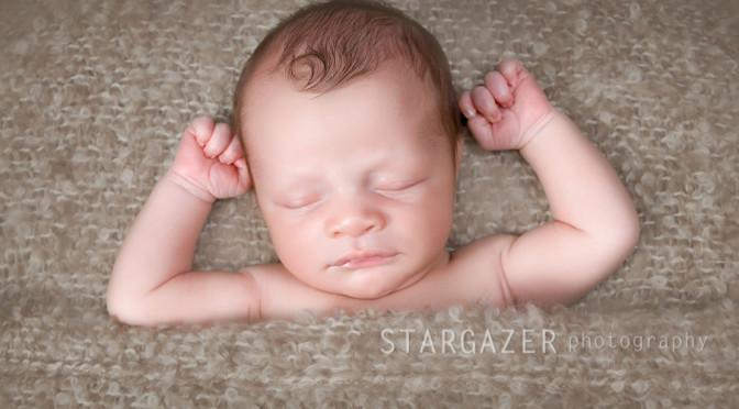 Toledo Infant Photography
