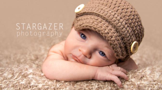 Newborn Photography – Toledo Baby Photographer – Evan