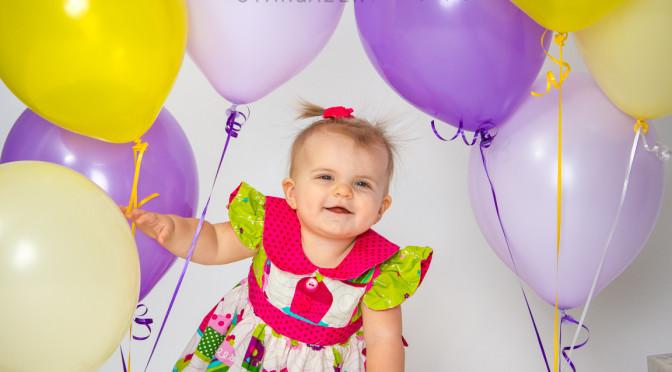 Baby Photography – Cake Smash – Isabella