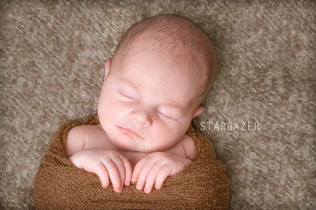 Professional newborn baby photography toledo kahler