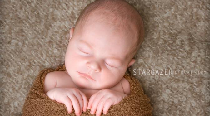Professional Newborn Baby Photography Toledo – Kahler