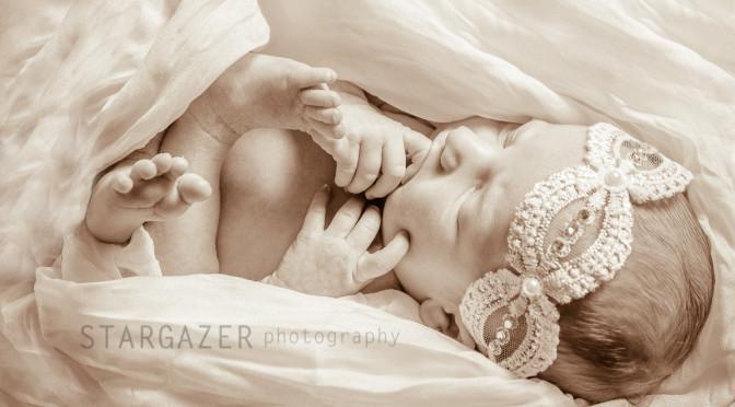 Professional Newborn Photography Toledo – Hayden