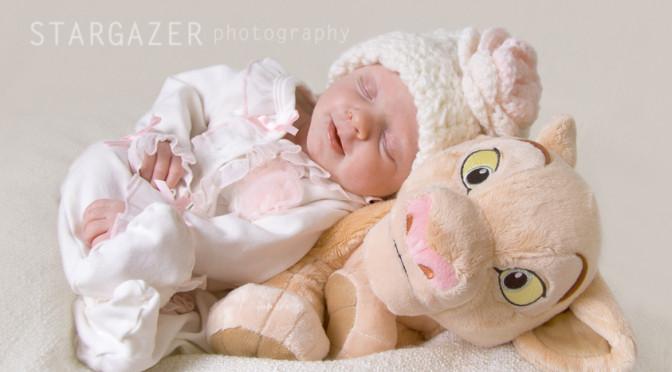 Professional Newborn Photography Toledo – Hayden N