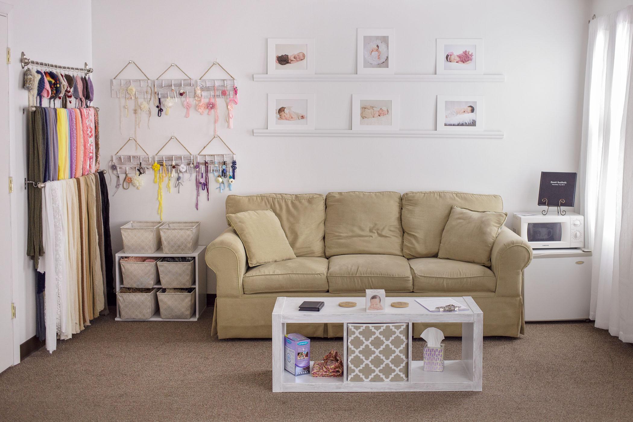 Toledo Newborn Photography Studio in Perrysburg