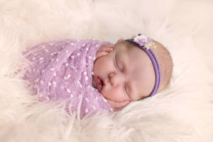 Toledo Ohio Infant Photography