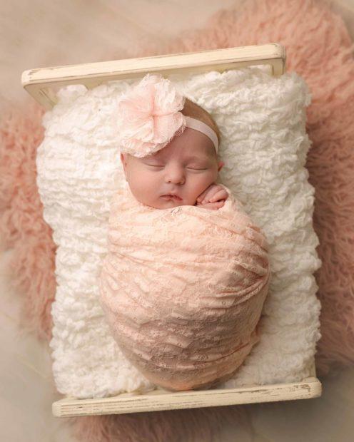 Toledo Ohio Infant Photography