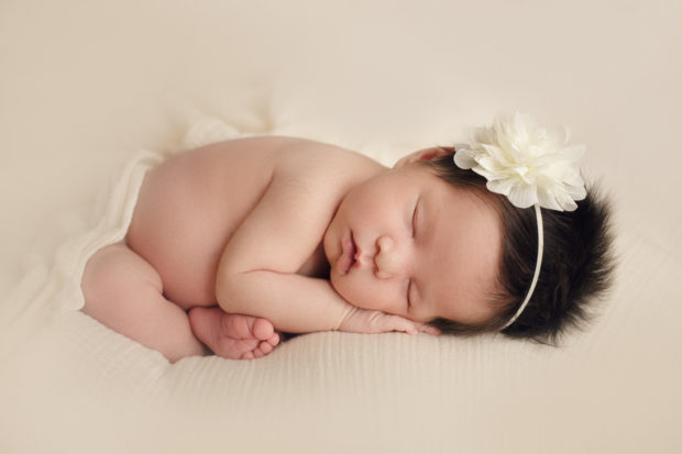Sylvania Ohio Newborn Portraits