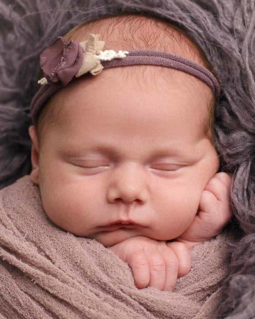 Toledo Ohio Infant Portrait Photographer