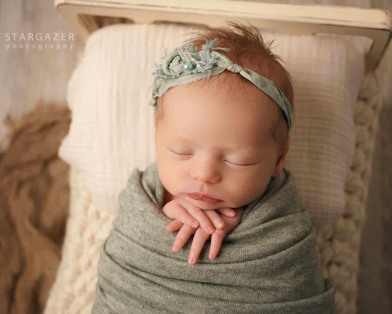 Toledo Ohio Newborn Photographer