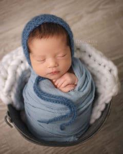 Toledo Newborn Baby Photographer