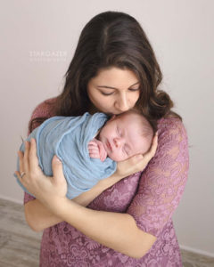 Toledo Newborn Baby Photographer