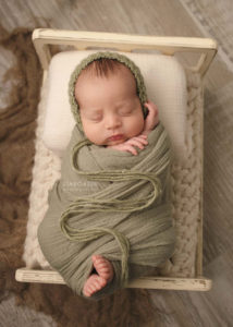 Toledo Infant Photographer