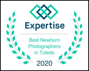 Toledo Newborn Photographer Award 2020