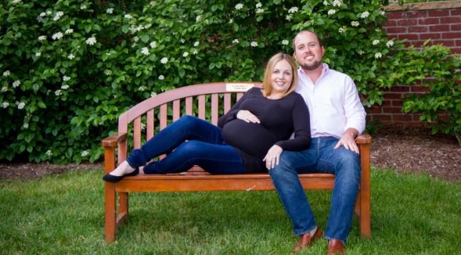 Pregnancy Photo Session in Toledo, Ohio – Maternity Sarah S